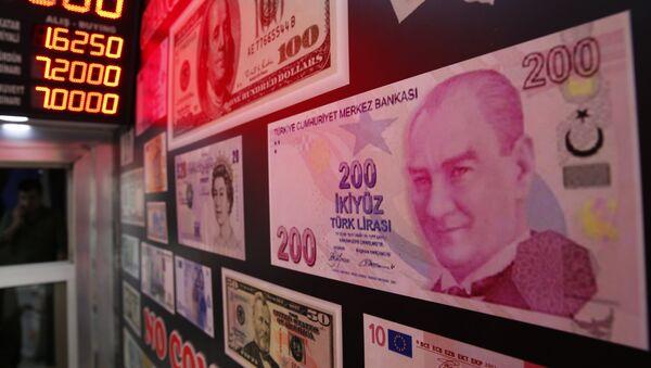 Döviz - dolar - TL - Sputnik Türkiye