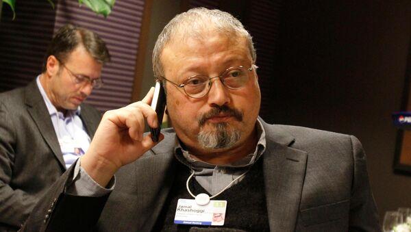 Suudi gazeteci Cemal Kaşıkçı - Sputnik Türkiye