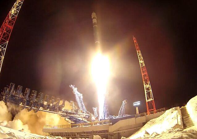 Rusya'da Uzay Kuvvetleri Günü kutlanıyor