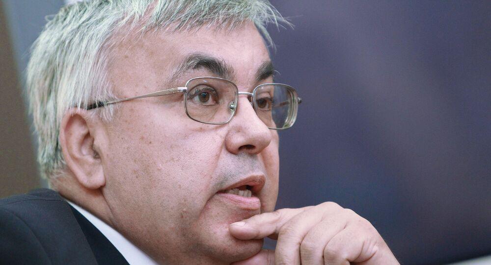 Rusya Dışişleri Bakan Yardımcısı Sergey Verşinin
