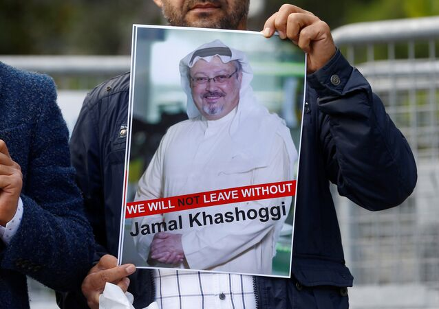 Suudi gazeteci Cemal Kaşıkçı