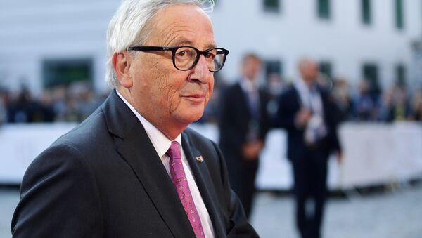 Avrupa Komisyonu Başkanı Jean Clause Juncker - Sputnik Türkiye