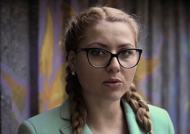 Öldürülen Bulgar gazeteci Viktoriya Marinova