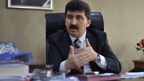 Türkiye Yazarlar Birliği (TYB) Genel Başkanı Prof. Dr. Musa Kazım Arıcan - Sputnik Türkiye