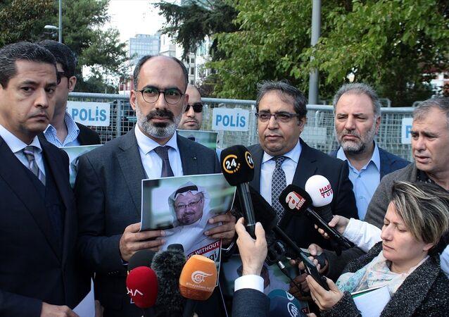 Türk Arap Medya Derneği (TAM) Başkanı Turan Kışlakçı
