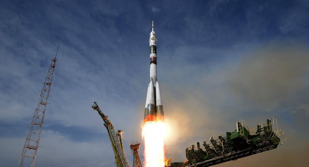 Soyuz MS-09 uzay aracı