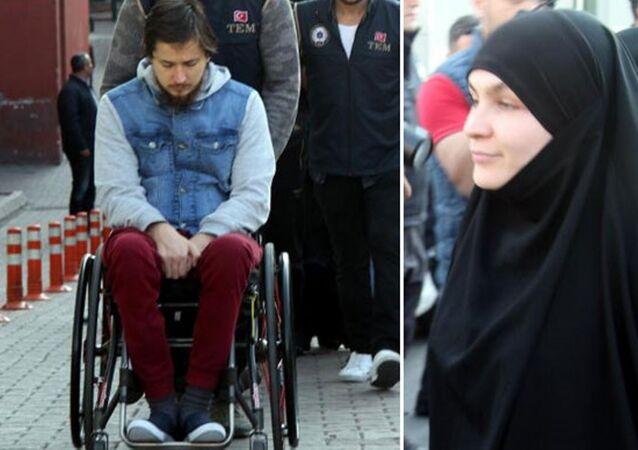 Kayseri-IŞİD-Gözaltı