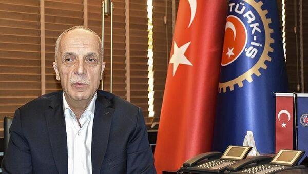 Ergün Atalay - Sputnik Türkiye