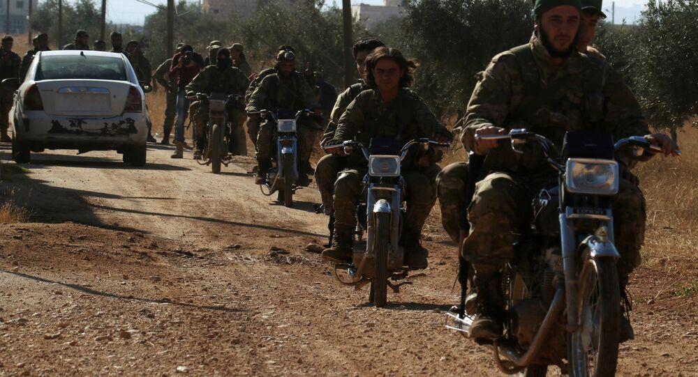 Kasım 2016'da Halep'in batısında cirit atan cihatçıların artık Suriye'de İdlib'den başka kalesi kalmadı.