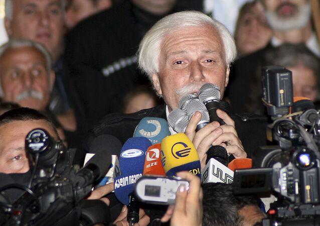 Gürcü iş adamı Badri Patarkatsişvili