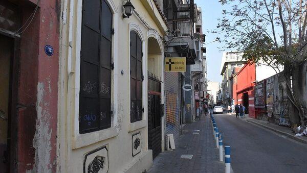Diriliş Kilisesi'nin binası - Sputnik Türkiye