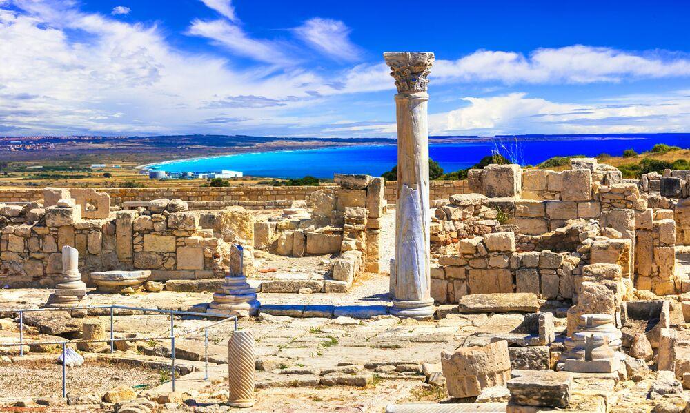 Su altında kalma tehlikesiyle karşı karşıya olan Akdeniz'deki Dünya Miras Alanları