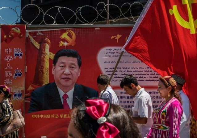 Sincan - Uygur Özerk Bölgesi