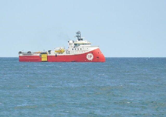 Barbaros Hayrettin Paşa gemisi