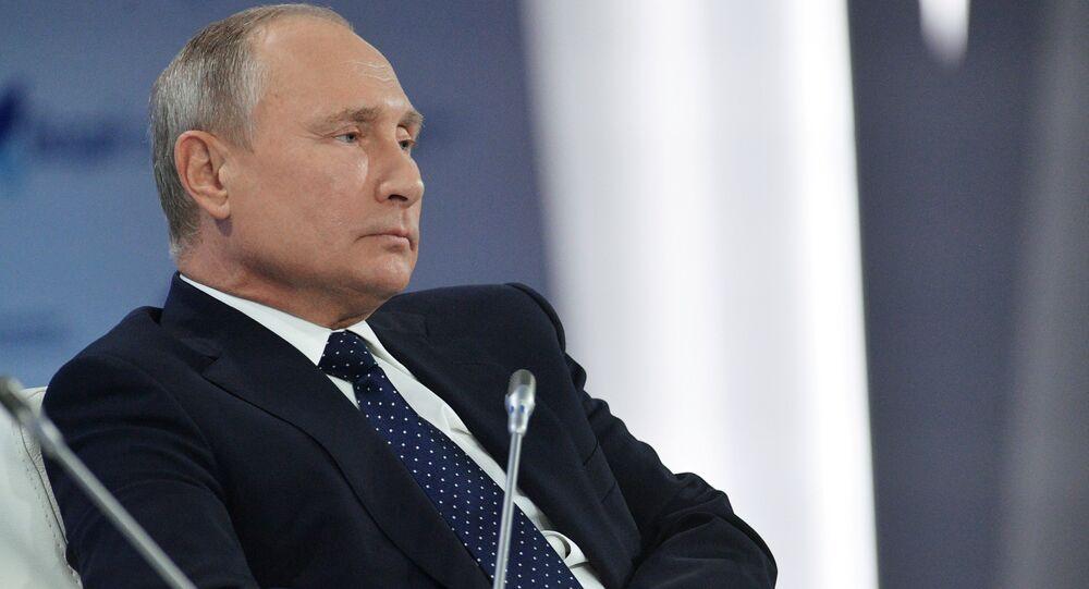 Soçi'de düzenlenen 2018 yılının Valday Tartışma Kulübü'nde konuşan Rusya Devlet Başkanı Vladimir Putin, bir dizi küresel meseleye değindi.