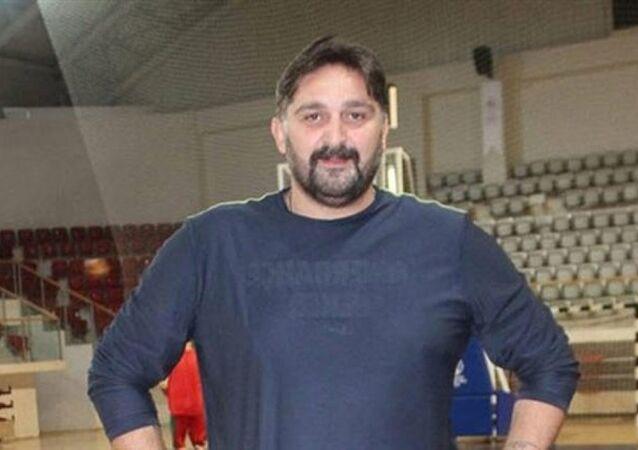 Fenerbahçe'nin eski basketbolcusu Zaza Enden