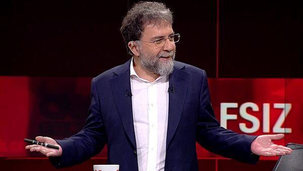 Ahmet Hakan - Sputnik Türkiye