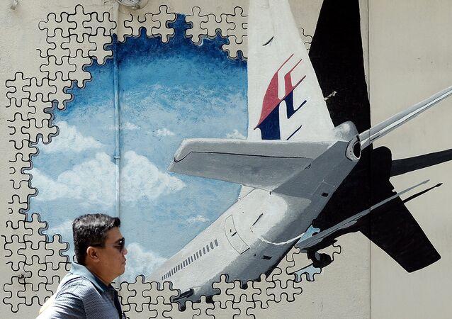 Malezya Havayollarına ait MH370 sefer sayılı uçak
