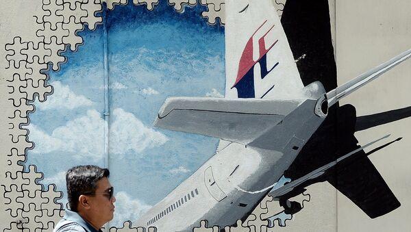 Malezya Havayollarına ait MH370 sefer sayılı uçak - Sputnik Türkiye