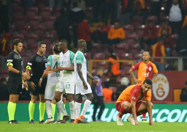 Galatasaray, evinde 16 maç sonra puan kaybetti