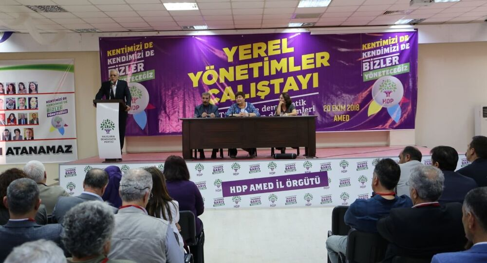 HDP- Yerel Seçim Çalıştayı