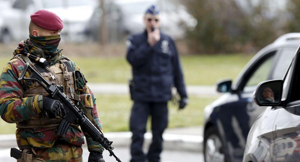 Belçikalı bir asker