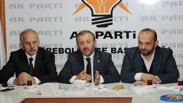 AK Parti Giresun Milletvekili Sabri Öztürk - Sputnik Türkiye