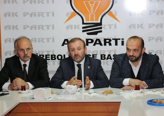 AK Parti Giresun Milletvekili Sabri Öztürk