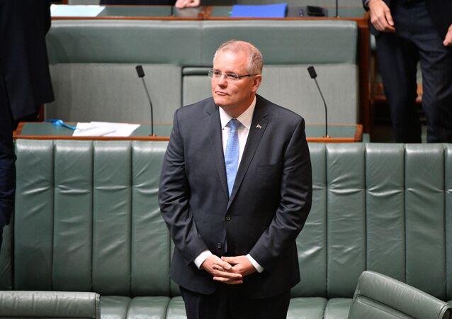 Avustralya Başbakanı Scott Morrison, çocuklara yönelik kurumsal cinsel istismarın mağdurlarından parlamentoda özür diledi.