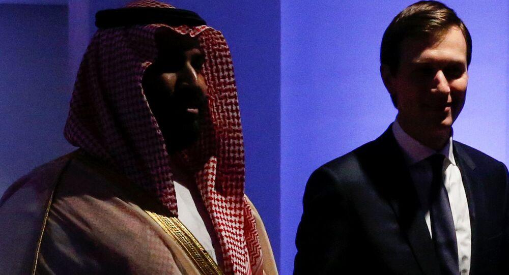Muhammed bin Selman-Jared Kushner Riyad'daki Aşırılıkçı İdeolojiyle Mücadele İçin Küresel Merkez'de