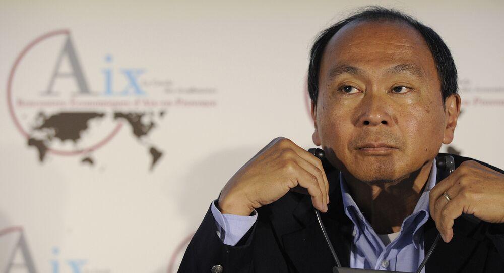 'Tarihin Sonu' kitabının yazarı Francis Fukuyama
