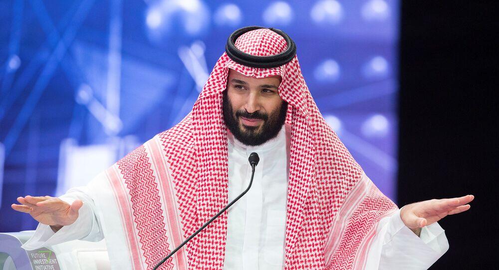 Suudi Veliaht Prensi Muhammed bin Selman, Kaşıkçı vakası sonrası kamuoyuna ilk açıklamalarını Geleceğe Yatırım İnisiyatifi'nde yaptı.