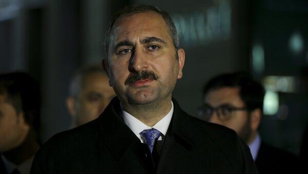 Adalet Bakanı Abdülhamit Gül - Sputnik Türkiye