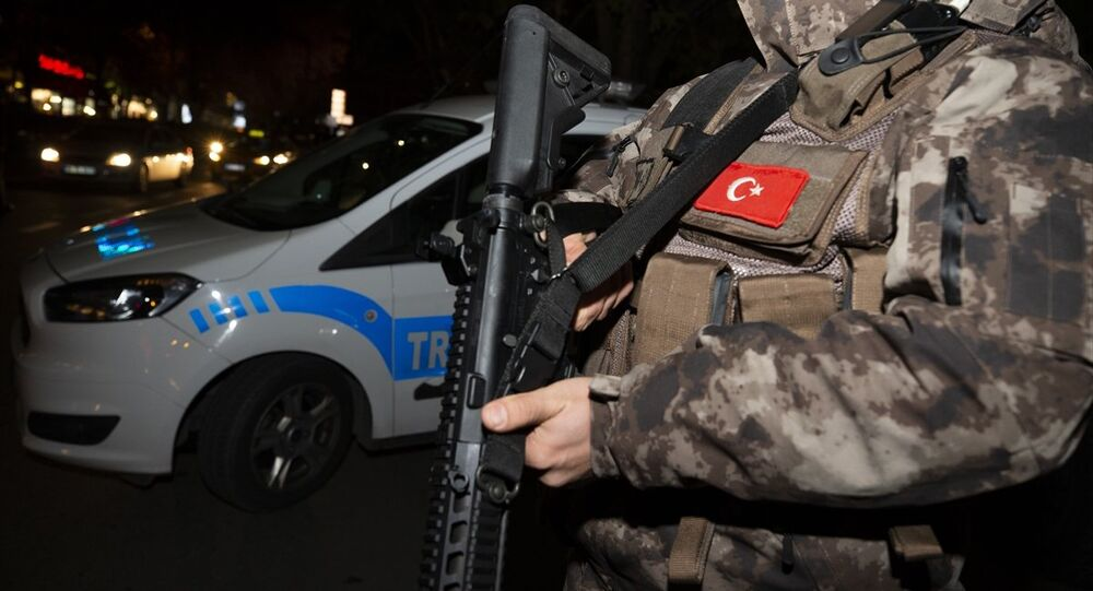Türkiye Güven Huzur uygulaması