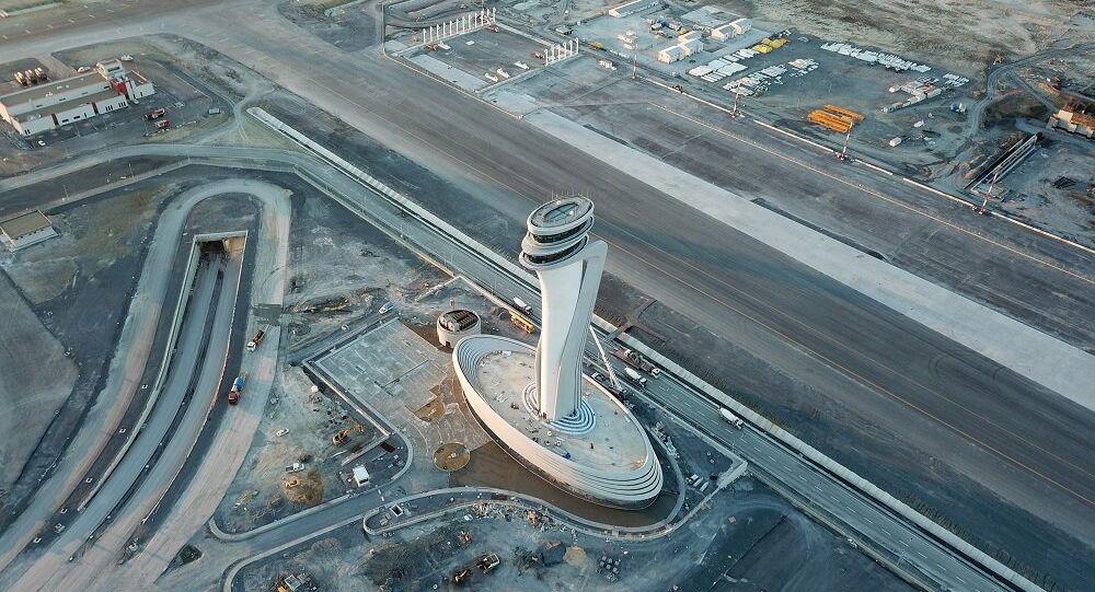 İstanbul Yeni Havalimanı, 3. havalimanı