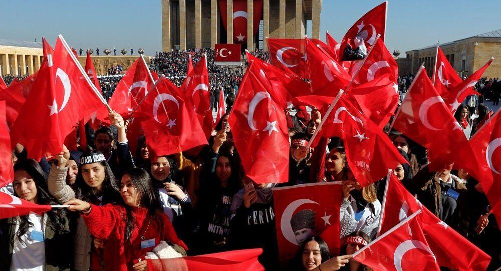 Türk bayrağı, Cumhuriyet Bayramı, 29 Ekim