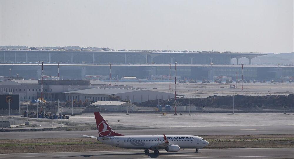 3. havalimanı - THY