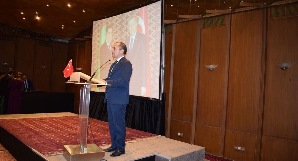 Türkmenistan İstanbul Başkonsolosu Myratgeldi Seyitmammedov