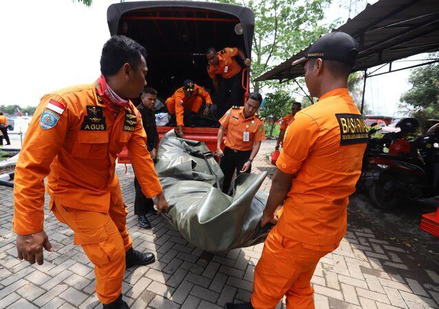 Endonezya'da uçak kazası