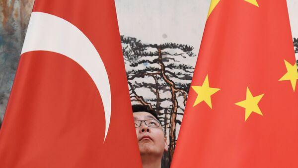 Türkiye - Çin - Sputnik Türkiye