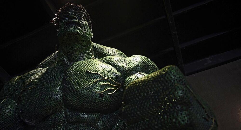 Yeşil Dev Hulk - Marvel