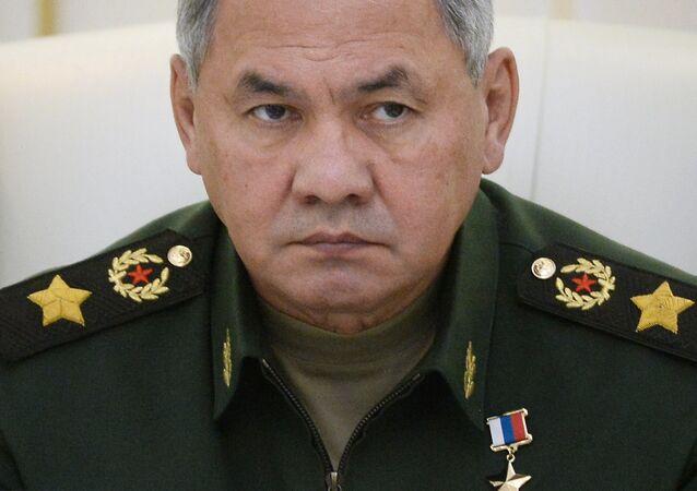 Rusya Savunma Bakanı Sergey Şoygu