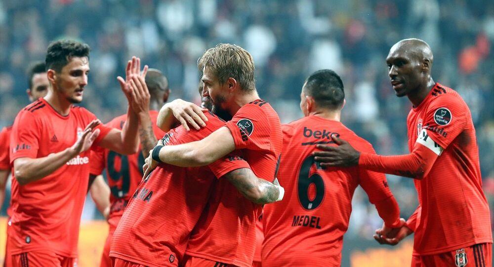 Rakiplerinin mağlup olduğu haftada, Beşiktaş farklı kazandı