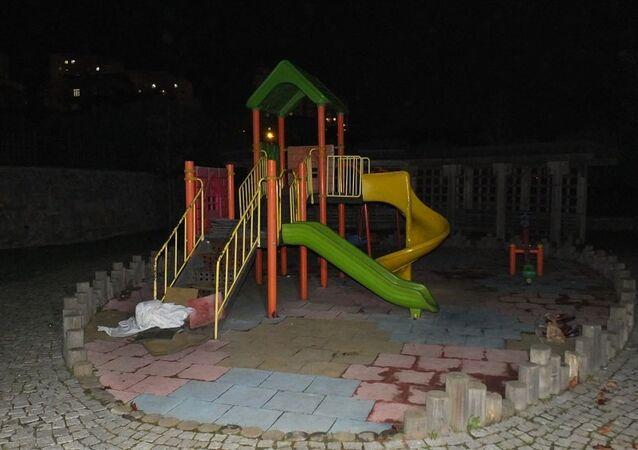 İstanbul, çocuk parkı
