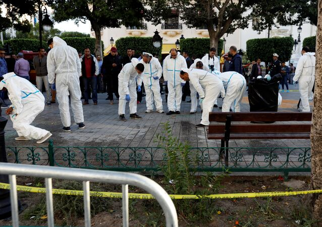 Tunus'taki intihar bombacısının kimliği belli oldu