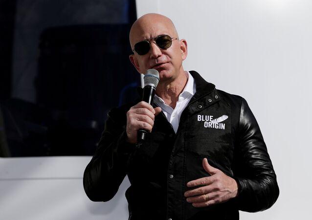 Amazon CEO'su Jeff Bezos