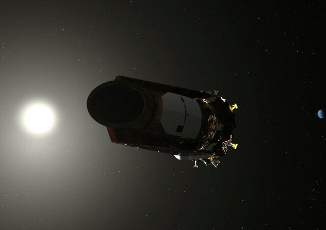 Kepler uzay teleskobu