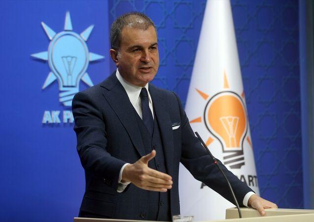 AK Parti Sözcüsü Ömer Çelik