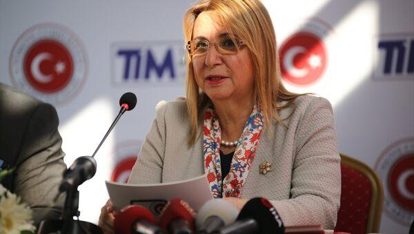 Ruhsar Pekcan - Ticaret Bakanı - Sputnik Türkiye