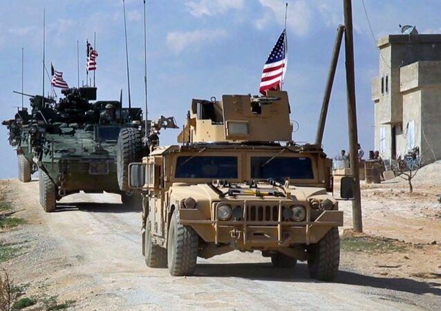 Suriye'deki ABD güçleri